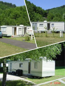 Conditions de nos mobile-homes